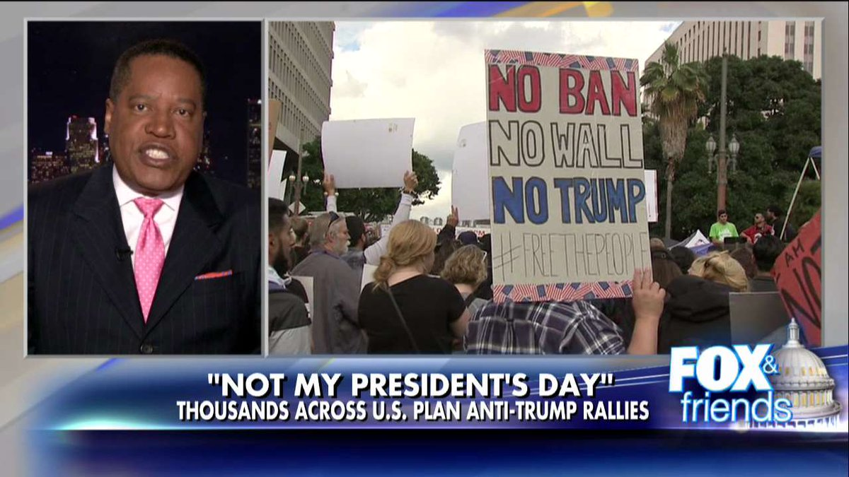 #NotMyPresidentsDay: Anti-Trump Protests Set to Take Place Nationwide Monday @ffweekend https://t.co/t75fzkxR6E