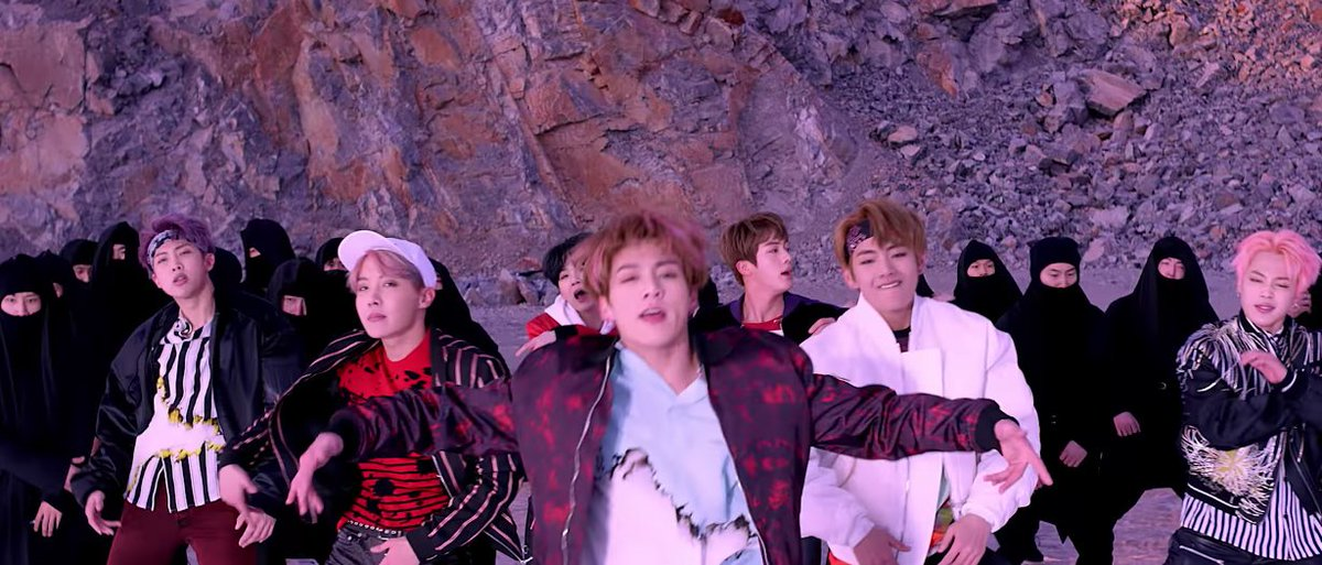 #BTS's #NotToday MV hits 1 million views in just a few hours