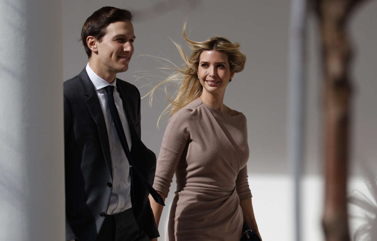 Ivanka Trump calls for 'religious tolerance' after bomb threats aimed at Jewish centers