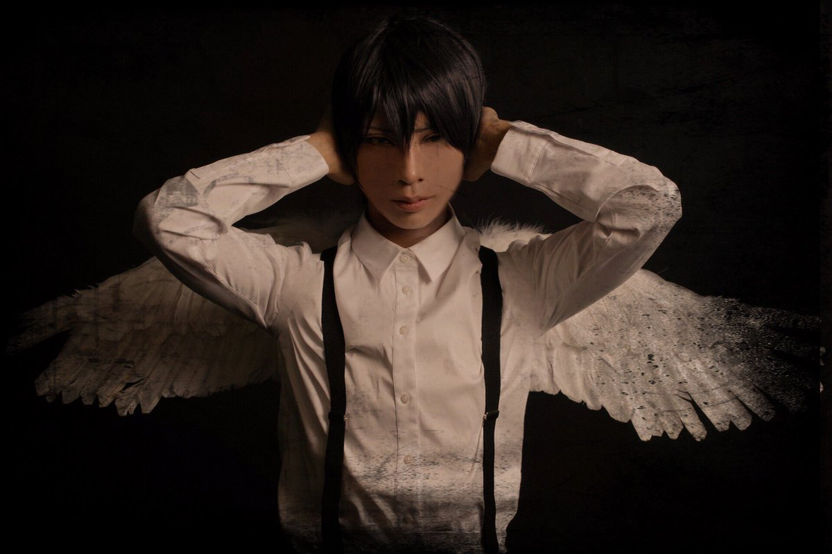 堕とされた天使〈アンジェロ〉アヴィリオ・ブルーノ/91daysp:睦月さん#コスクル