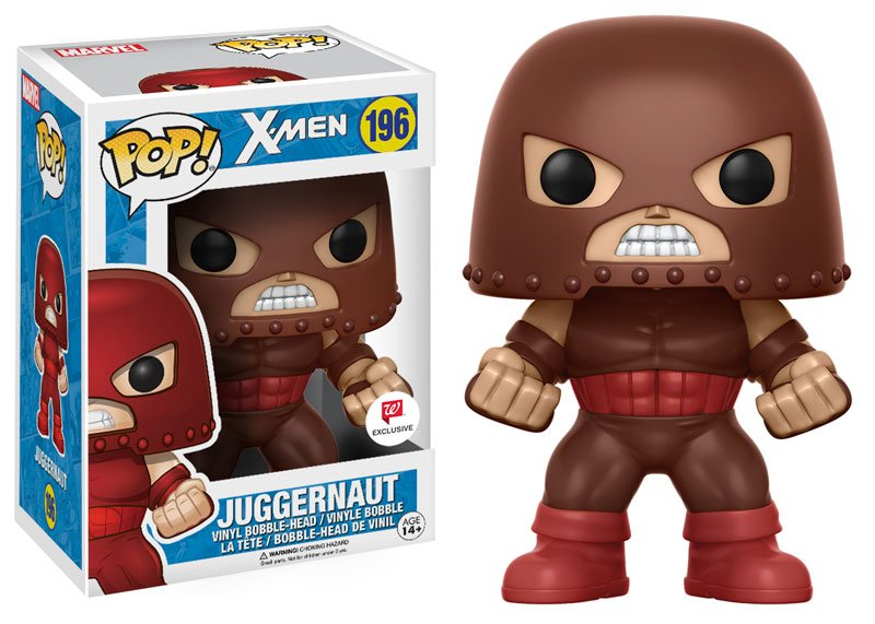 RT @CollectorCorps: RT & follow @CollectorCorps for a chance to win a Walgreens Exclusive Juggernaut Pop! https://t.co/4JOlp4mf6m
