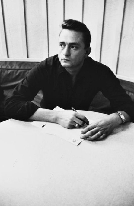 HAPPY BIRTHDAY to the late rock and roll legend Johnny Cash.