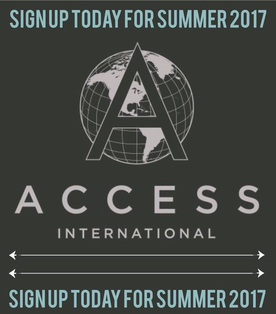 test Twitter Media - Be sure to check out Access International!! Follow @allaccessintl + check out https://t.co/DSQo1YXOiy! https://t.co/fDTTgGfWvq