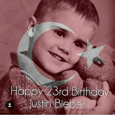 Faltan dos días para el happy 23rd birthday de Justin Bieber