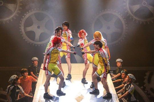 舞台『弱虫ペダル』新インターハイ篇~スタートライン~大阪公演の舞台写真到着!東京公演事前イベントも開催決定 #演劇