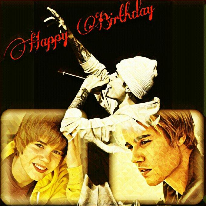 Bieber Birthday