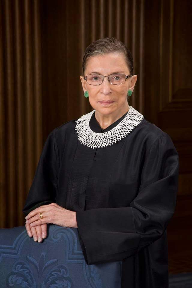 Happy Birthday Ruth Bader Ginsburg!!
