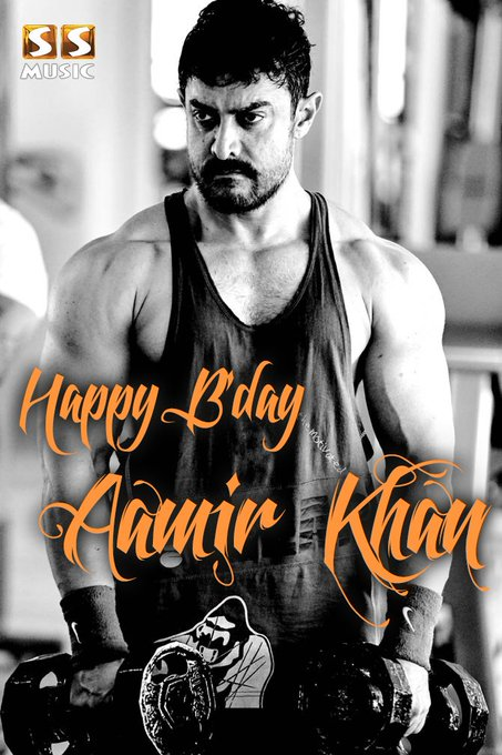 Happy Birthday aamir Khan