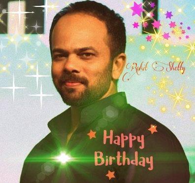 Happy birthday Rohit Shetty   , ,