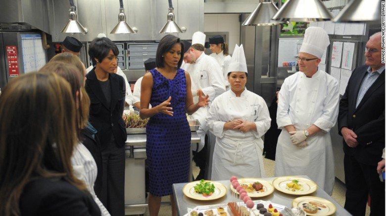 Is Michelle Obama's healthy school lunch program in jeopardy?