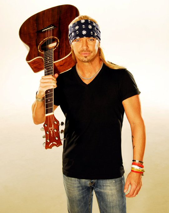 Happy Birthday to Bret Michaels, who turns 54 today!