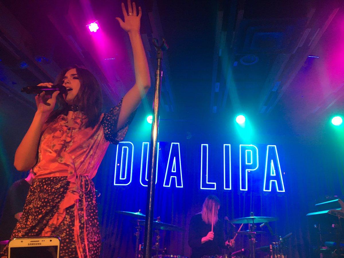 Dua Lipa - The Crescent Ballroom - Phoenix, AZ on 3/14/2017 - 118 ...