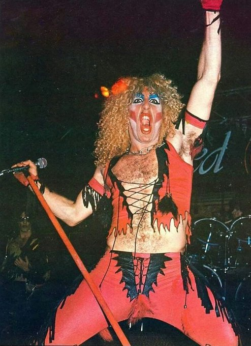 DEE DAY! Happy TWISTED Birthday to Dee Snider!