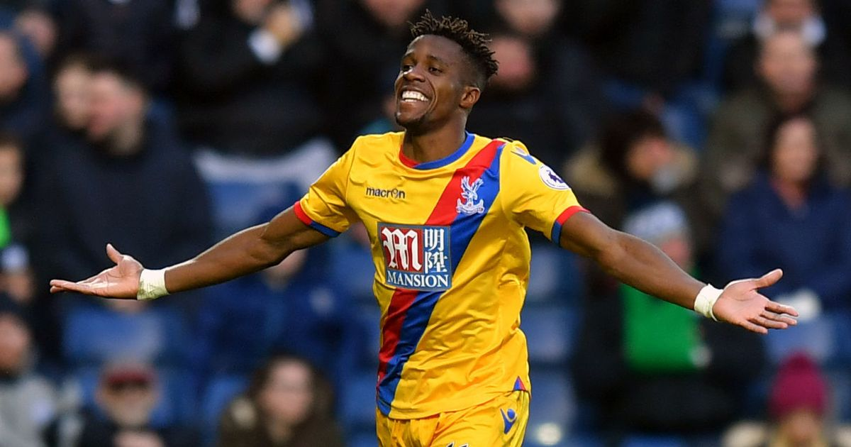 Mega-bucks Red Bull Leipzig join Tottenham in transfer chase for Wilfried Zaha of Crystal Palace