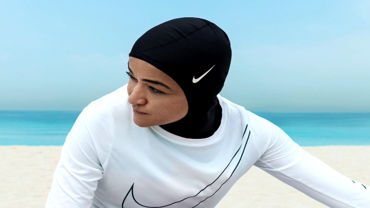 Nike is releasing a sports hijab to cater to Muslim athletes