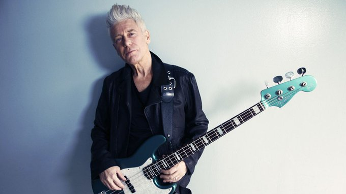 Happy birthday Adam Clayton!!