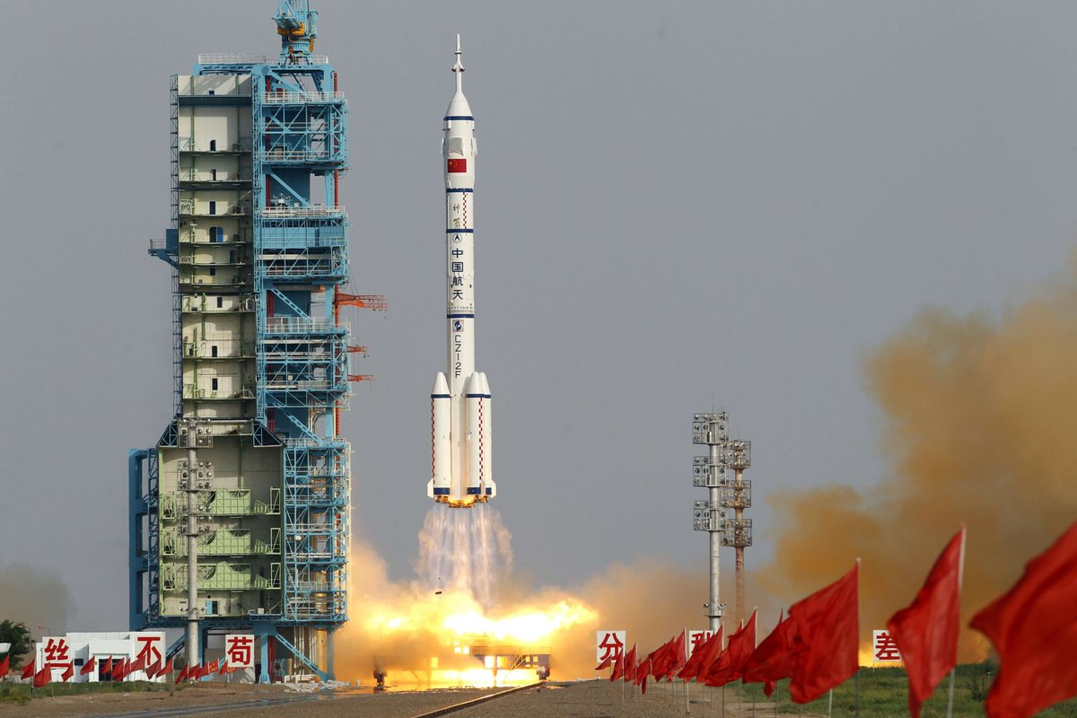 China developing advanced spaceship that can land on the moon