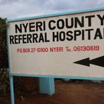 No jobs for Nyeri doctors if they don't show up Monday