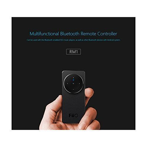 #free #music #win #style #follow #giveaway #mp3 FiiO RM1 Multifunctional Bluetooth Remote Controller for X7 Music Player, New #rt