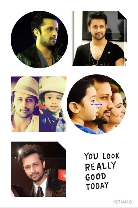 wish u a many many returns of the day happy birthday atif aslam..,
