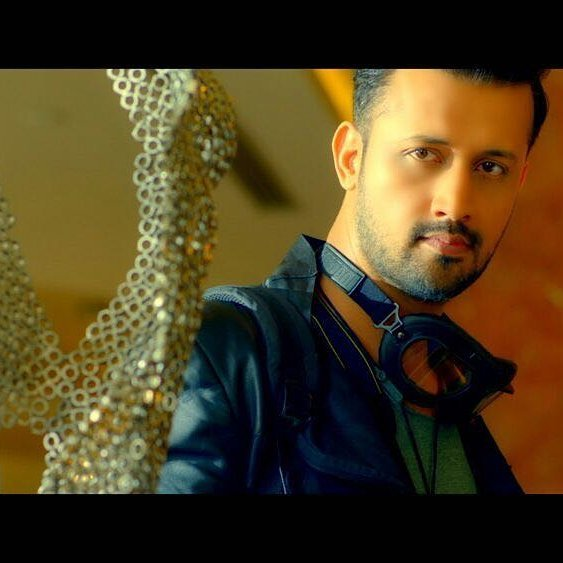 Happy birthday Atif Aslam from Perú to my favorite singer