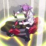 今度からウィザードバリスターズ流れたらバイクで魔法陣つくる真似しよう。