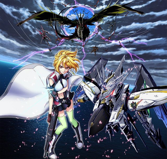 Done Watching all Episode of#CrossAnge#クロスアンジュ 天使と竜の輪舞〈ロンド〉#