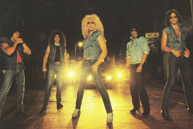 Happy birthday to Dee Snider! Here are some Twisted Sister songs to help you celebrate: