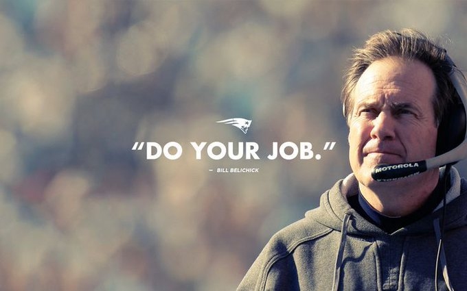 Happy birthday Bill Belichick!