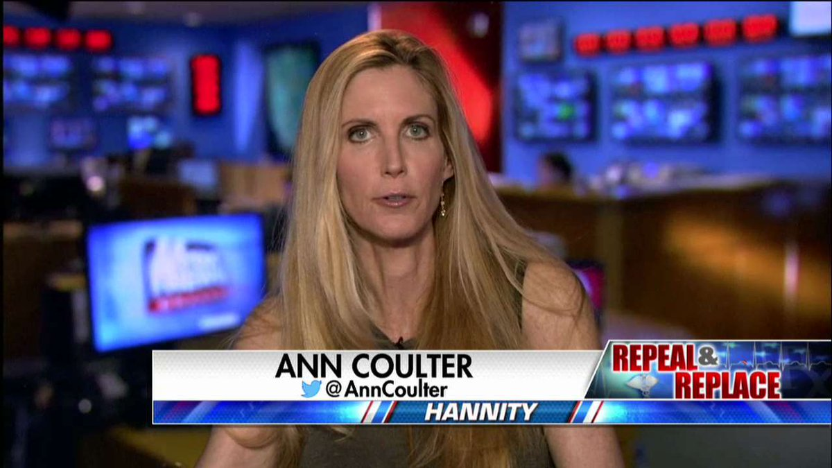 .@AnnCoulter on Accepting Refugees to US: 'What Are We Getting Out of This?' #Hannity @seanhannity https://t.co/8xvmhy9POo
