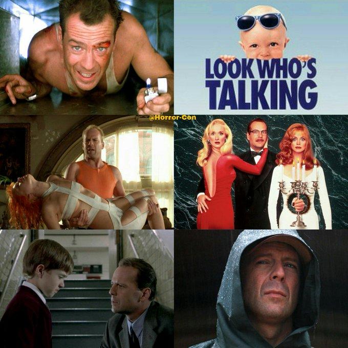 Yippee ki-yay, Happy Birthday Bruce Willis!