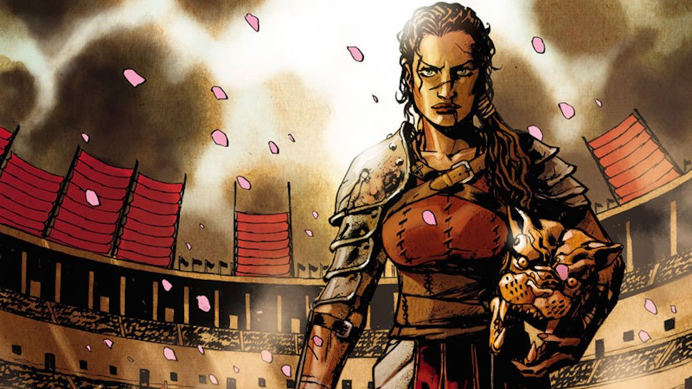Check out an exclusive preview of @ValiantComics's new #Britannia series https://t.co/068l7kadId https://t.co/FpFjZgqET1