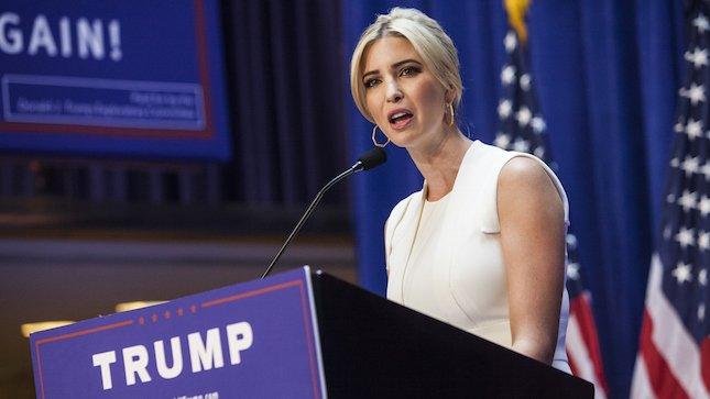 Ivanka Trump getting White House office but no official position: report https://t.co/y9FOHUMUyP https://t.co/QuTQU5zP5E