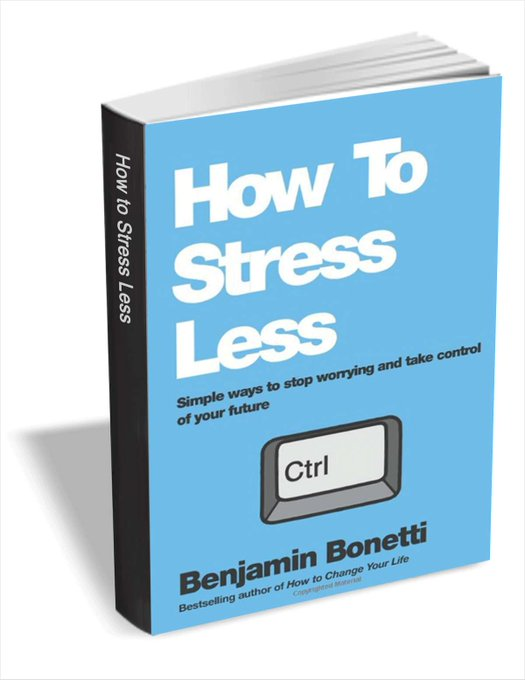 How To Stress Less eBook Free for a Limited Time - freestuff freebie freebies
