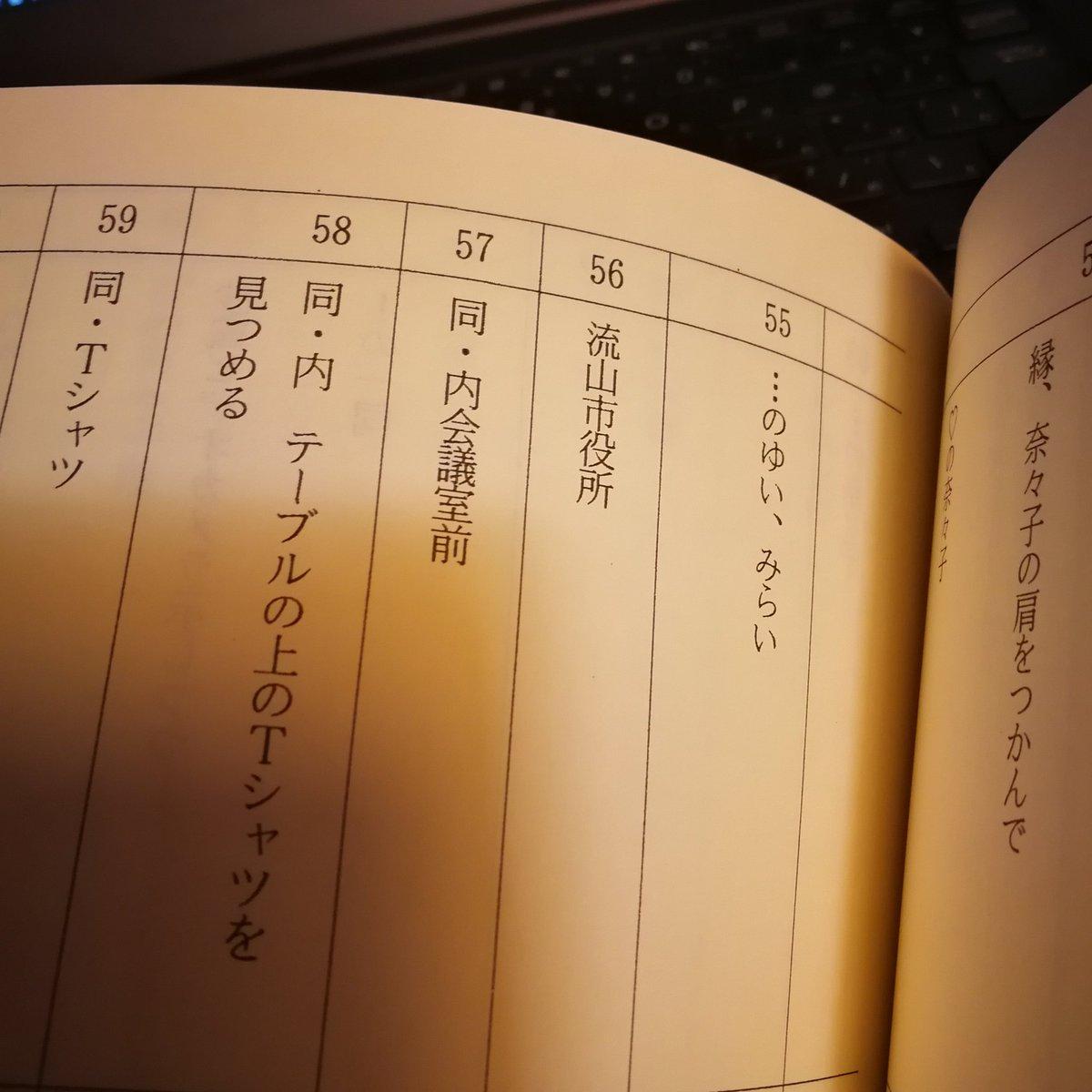 【ろこどる】OVA2「PVつくってみた。」地上波放映のニュースを受けて、うちにあるアフレコ台本を見返していたら味わいある