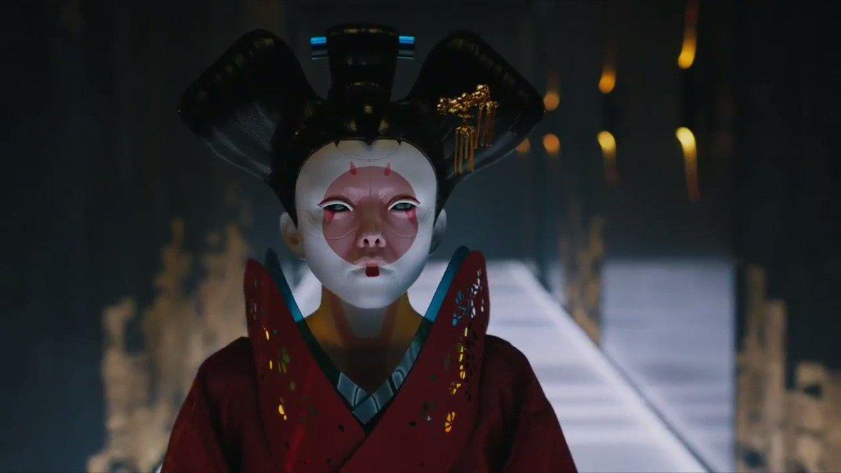 『攻殻機動隊』実写映画化『ゴースト・イン・ザ・シェル』から冒頭5分の本編クリップが公開!スカーレット・ヨハンソン演じる少