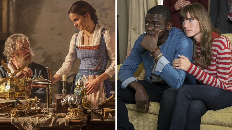 Oscars: BeautyandtheBeast and GetOut meet the voters