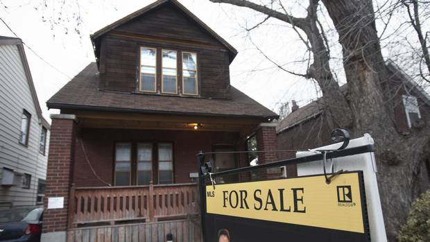 Speculators super-heating the Toronto real estate @CarolynIreland