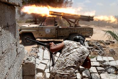 ISIS may move to Libya after losing in Iraq and Syria