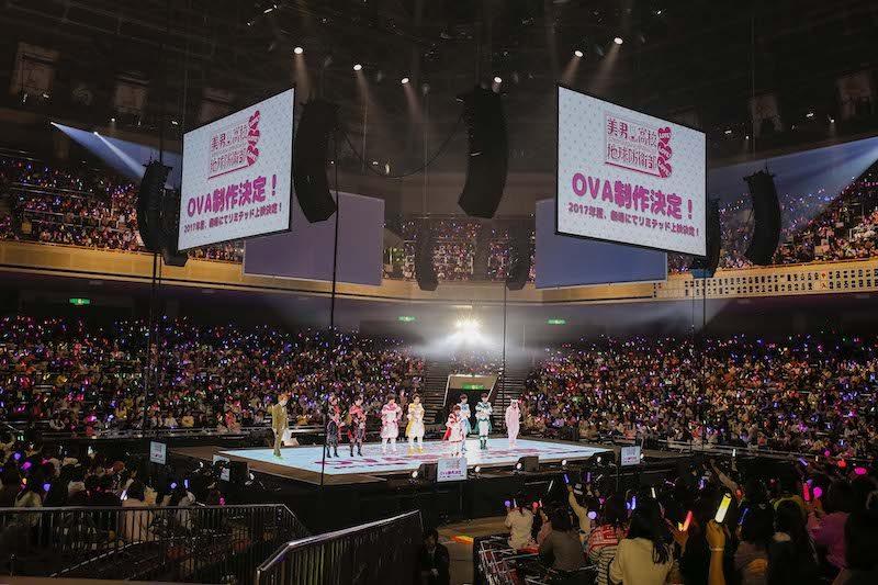 まさかのCGライブ! 『美男高校地球防衛部LOVE!』に新展開 生徒会も歌って踊る!  #otajo #オタ女