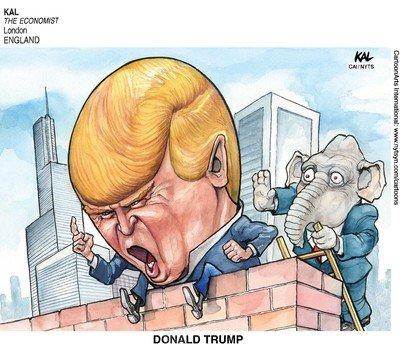 Humpty Trumpty sat on a wall Humpty Trumpty had a great fall ...  #Trumpcare https:/