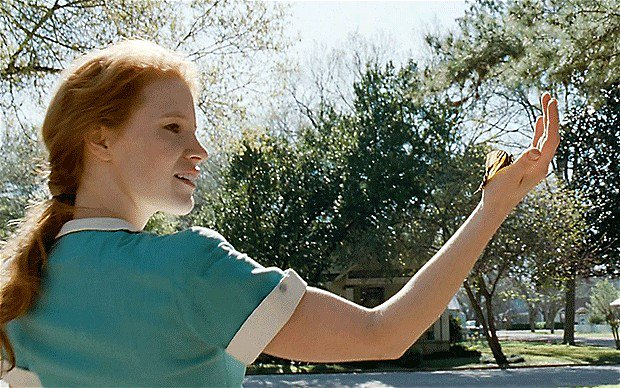 Happy birthday, Jessica Chastain. Why is too emotional for her to re-watch: