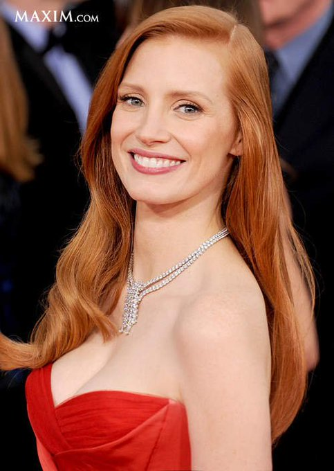 Happy Birthday to the gorgeous and talented Jessica Chastain. The 2x Academy Awards nominee turns 40 today!