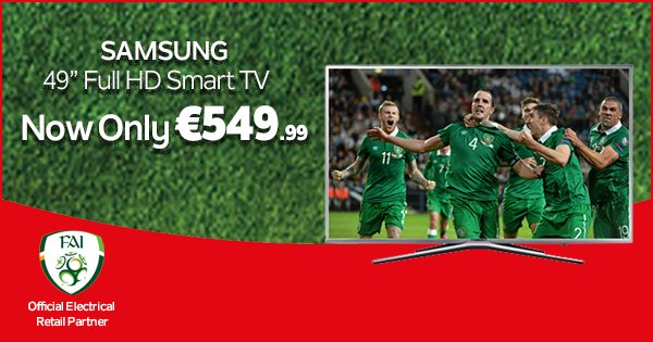 "Enjoy crisp & clear picture quality w/ to the Samsung 49"" 5 Series Full HD Smart TV - https://t.co/8xepdYTQTg https://t.co/gpbosuci3s"