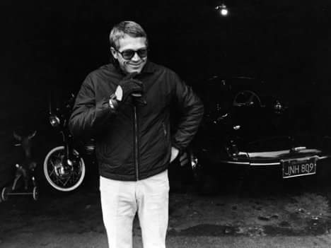 Happy birthday Steve McQueen