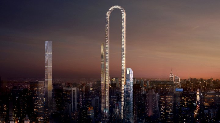 Designs for this epic New York skyscraper will blow your mind