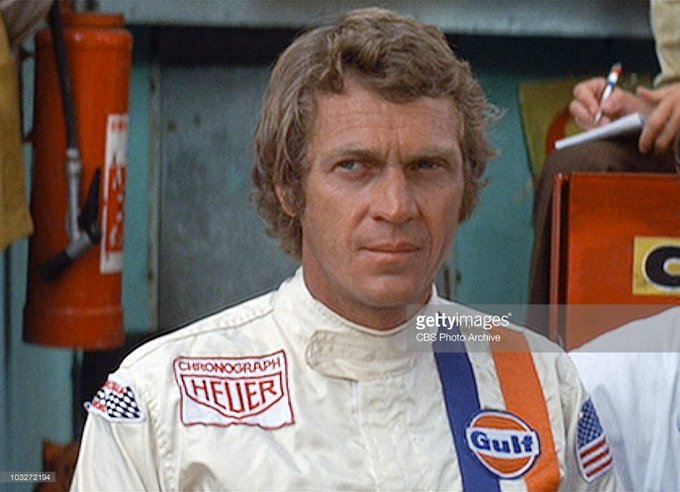 Happy Birthday to the King of Cool - Steve McQueen