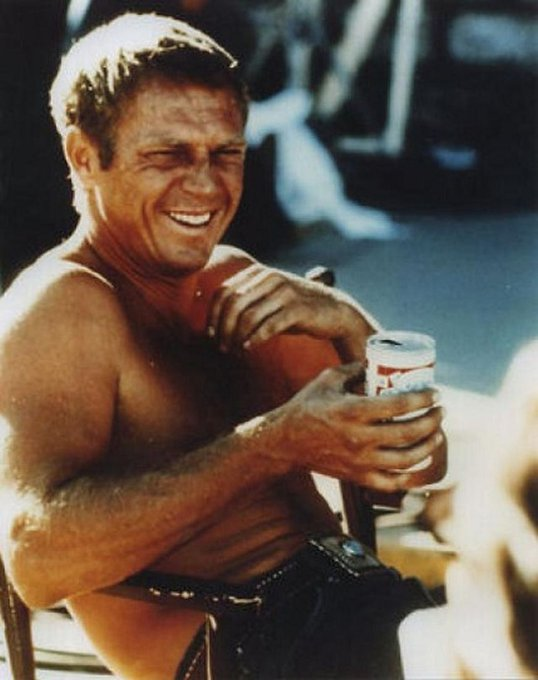 Happy Birthday American actor Steve McQueen (March 24, 1930 November 7, 1980)
