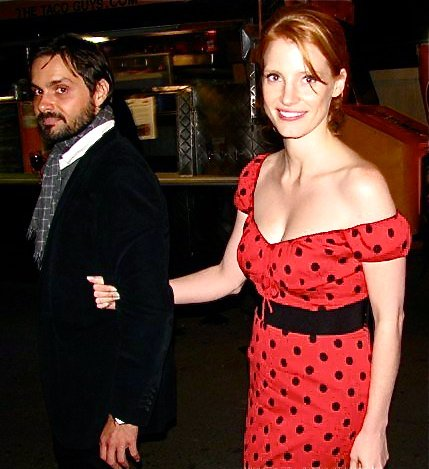 Happy 40th Birthday, to Jessica Chastain!  #