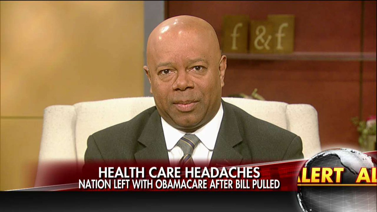 .@davidwebbshow: 'Democrats 100% voted for ObamaCare. Never even read it. We have @NancyPelosi's word on that.'